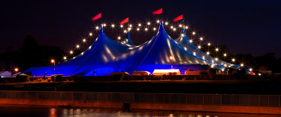 The big top in fisheries field